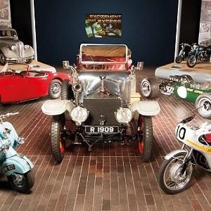 National Motor Museum at Beaulieu