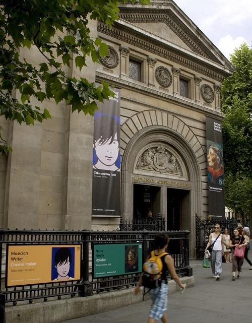 National Portrait Gallery - (c) National Portrait Gallery, London