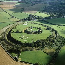 Old Sarum - © English Heritage Photo Library