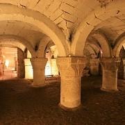 Oxford Castle Unlocked - Crypt