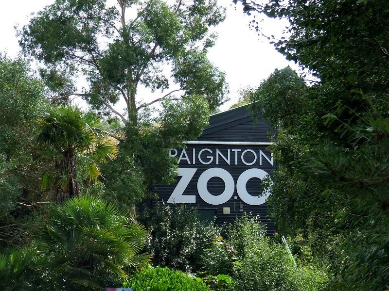 Paignton Zoo, Paignton, Devon.