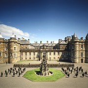 Palace of Holyroodhouse - © Royal Collection Trust/Her Majesty Queen Elizabeth II 2013, Photograph by John Freeman