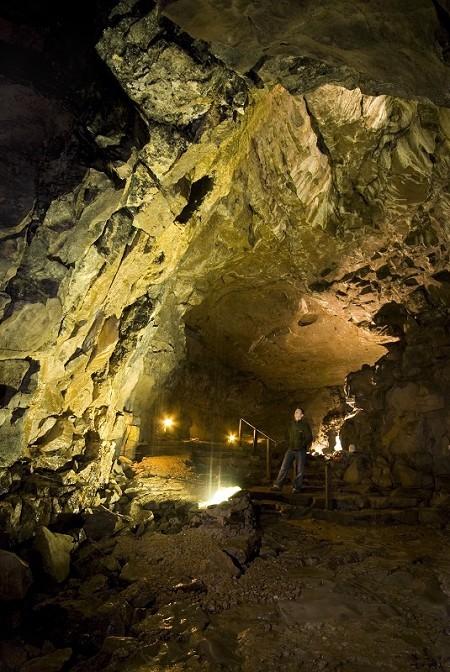 Peak Cavern - The Devil's Arse