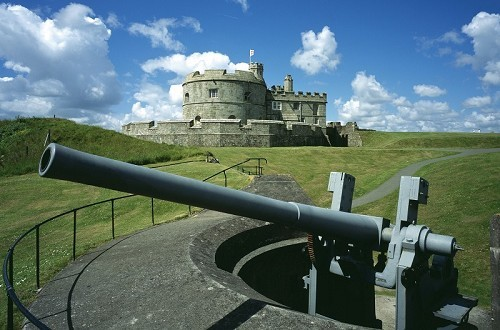 Pendennis Castle - © English Heritage Photo Library