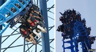 Pleasure Beach Theme Park