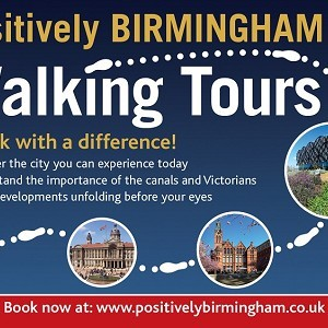 Positively Birmingham Walking Tours