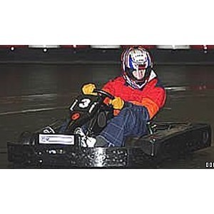 Rayleigh Indoor Karting Stadium