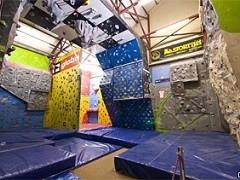 Revolution Climbing Centre