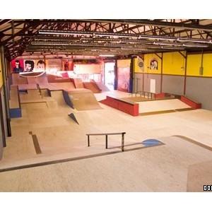 Revolution Skatepark