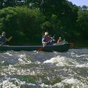 River Canoe Trip