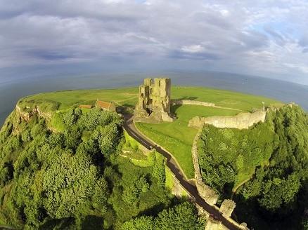 Scarborough Castle