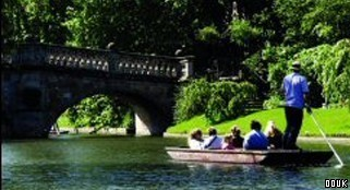 Scudamore's Punting Company Cambridge