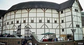 Shakespeare's Globe Theatre Tour and Exhibition