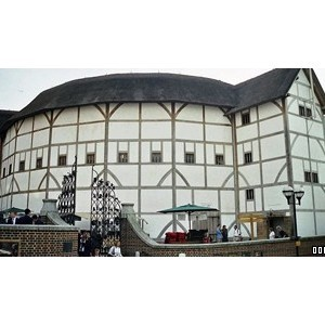 Shakespeare's Globe Theatre Tour and Exhibition