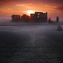 Stonehenge - © English Heritage Photo Library