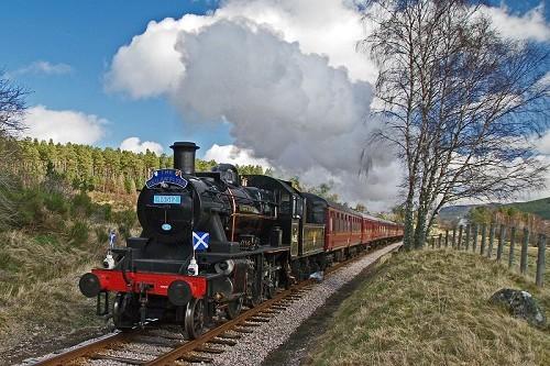 Strathspey Steam Railway