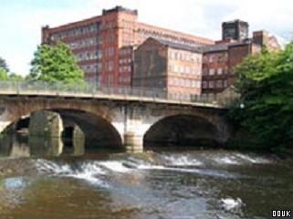 Strutt's North Mill