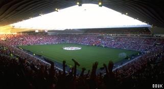 Sunderland AFC Stadium Tour