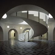 Lower level rotunda, Tate Britain - Courtesy Caruso St John and Tate (c) Hélène Binet