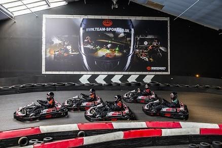 Team Sport Karting Liverpool