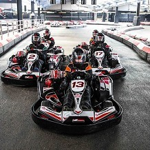 Team Sport Karting London Docklands