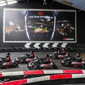 Team Sport Karting London Docklands