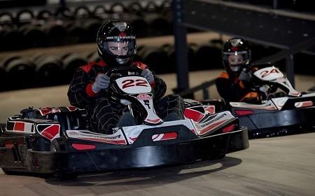 Team Sport Karting Nottingham
