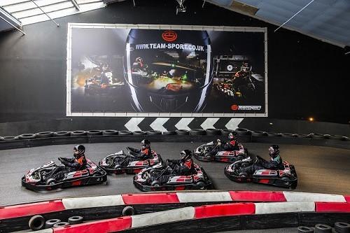 Team Sport Karting Reading