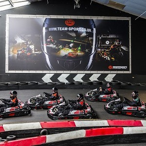 Team Sport Karting Tower Bridge