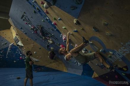 The Climbing Academy Boulder Club Glasgow