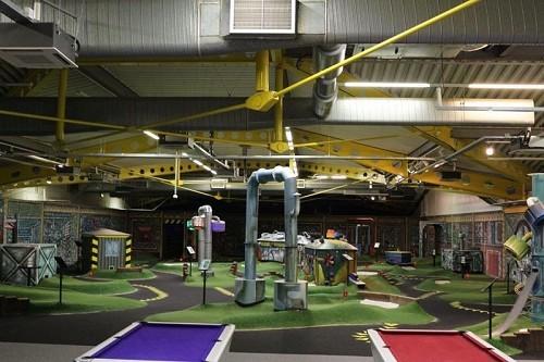 The Golfing Hole