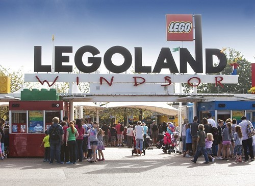 The LEGOLAND Windsor Resort