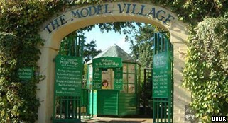 The Model Village Godshill