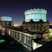 The Royal Observatory - at night