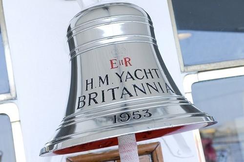 The Royal Yacht Britannia - © Helen Pugh