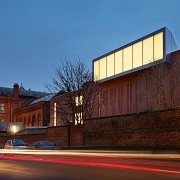 the Whitworth re-development, Architecture Images - Alan Williams