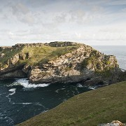 Tintagel Castle - © English Heritage Photo Library