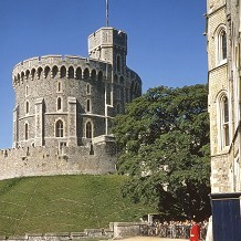 Windsor Castle - © Royal Collection Trust/Her Majesty Queen Elizabeth II 2013, Photograph by Philip Craven