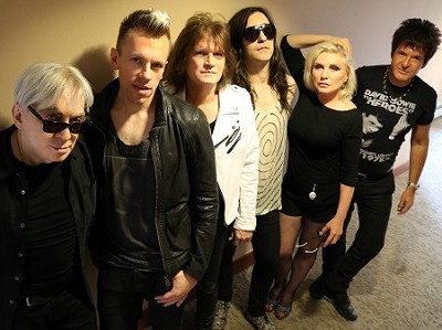 Blondie to play at the Eden Sessions!