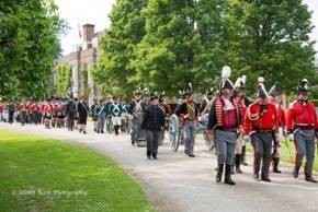 Napoleonic Re-enactment Weekend - Bringing History to Life at Hole Park