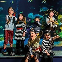 ARRR, Shiver Me Timbers! Half term is Pirate Week at The National SEA LIFE Centre Birmingham