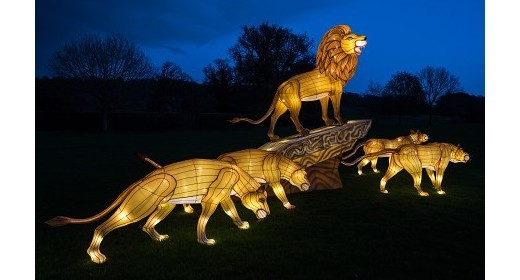 Longleat's Festival of Light set to shine a little longer...