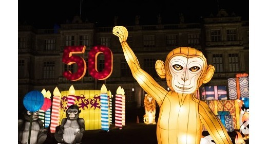 Longleat's Festival of Light