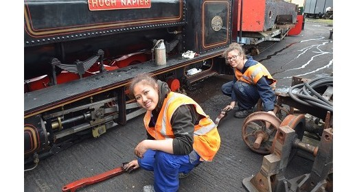 Ffestiniog & Welsh Highland Railways secures National Lottery support!