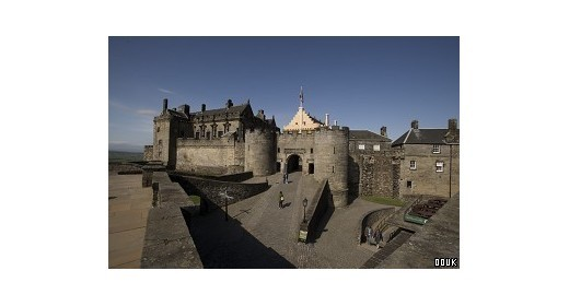 Stirling Castle crowned winner at new awards initiative!