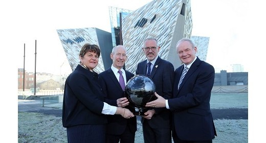 Titanic Belfast Named World's Leading Tourist Attraction!