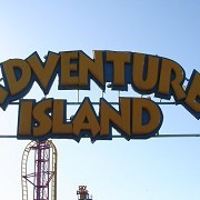 Adventure Island - Southend on Sea by fuzzyfish