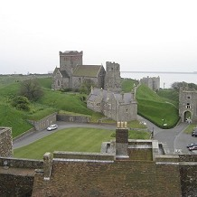 Dover Castle -  by i-escaped@hotmail.co.uk