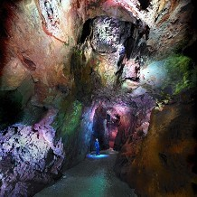The Heights of Abraham - The Masson Cavern by LGreaves