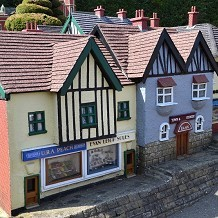 Bekonscot Model Village & Railway - Bekonscot model village. by Londoner03
